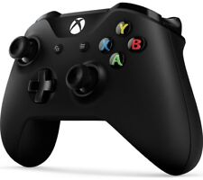 MICROSOFT Xbox One Wireless Controller - Black - Currys