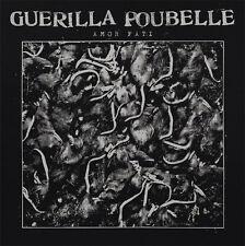 GUERILLA POUBELLE AMOR FATI DIY PUNK ROCK LABEL LP VINYLE NEUF NEW VINYL