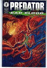 PREDATOR: BAD BLOOD #1 DARK HORSE COMICS ALIENS TERMINATOR