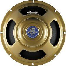 """Celestion G10 Gold Alnico Series 40 watt 15 ohm 10"""" guitar speaker made in UK"""