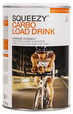Squeezy Carbo Load Drink 500g Dose Zitrone