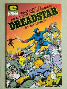 Dreadstar Vol. 1 #1