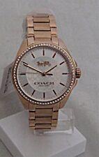 COACH - Ladies Rose Gold-Tone Watch - 14503138