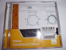 FM4 SOUNDSELECTION 9 Blumfeld, Kings Of Leon, Seelenluft, ua. Pop 2CD 43 Tracks!