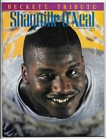 Shaquille O'Neal Beckett Tribute Magazine Issue #4