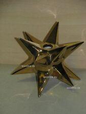 +# A001346_12 Goebel Archiv Muster Kerzenständer Morgenstern gold 54-505