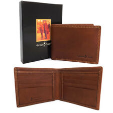 Gianni Conti Tan Leather Wallet - Style: 917220 - Italian leather - BNWT