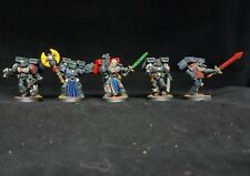 Warhammer 40k - Death Company with Jump Packs - Painted
