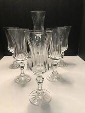 Waterford crystal (Royal tara) champagne flutes