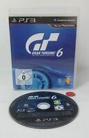 Gran Turismo 6 | Playstation 3 | PS3 | gebraucht in OVP