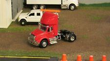 SPECCAST RED IH 8600 W AIR DAM FOIL SINGLE AXLE SEMI CAB TRUCK 1:64/ LOOSE NICE!