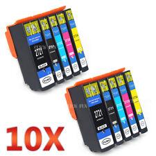 10x Non-OEM 273XL HY Ink Cartridge for Epson XP-620 XP-720 XP-820 XP600 XP800