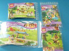 LEGO® Friends 4 Sets 41027 41042 41017 41098 zu Kg Sammlung 061