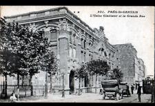 PRE-SAINT-GERVAIS (93) Passage du TRAMWAY à l'USINE GLADIATOR animée début 1900