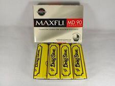 Maxfli Md90 Tungsten Golf Balls The Original Lil Drug Store Set of 12 New