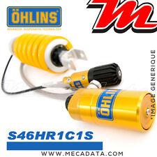 Amortisseur Ohlins SUZUKI GSX F 600 (2000) SU 801 MK7 (S46HR1C1S)