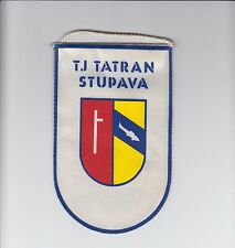 OLD VINTAGE FLAG - TJ TATRAN STUPAVA - SLOVAKIA !