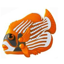 Douche baignoire imperméable orange Baby Angel Fish Radio FM