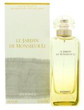 HERMÈS LE JARDIN DE MONSIEUR LI EAU DE TOILETTE 100ML SPRAY. NEW