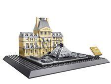 Bausteine 4213 Weltberühmtes Landschaft Gebäude Bausätze Kind 821pcs OVP