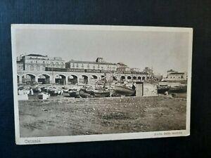 Catania - Archi Della Marina Postcard