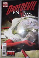 Daredevil, End of Days, #1-8, VF/NM, Complete, 2012 Marvel, Bendis/Mack, LOT