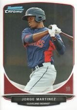 2013 Bowman Chrome Mini Baseball #182 Jorge Martinez