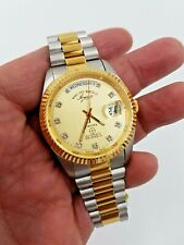 West End 6828.20.2795R2 Auto Sapphire Classic Oyster Swiss Unisex Rare Watch