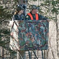 NEW Rivers Edge Curtain For Standard 2-man Hunting Ladder Stand (CURTAIN ONLY)