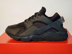 Men's Nike Air Huarache Black Running Shoes [Size 8 - 15] [DD1068-002] .