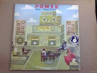 POWER...DIrect to Disk Direct-Disk Labs DD107 Bi-fold cover LP 33rpm[mc2]