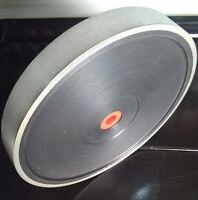 "400G.- 8"" x 1"" Electroplated Diamond Hard Wheel Polishing Lapidary Glass Grind"