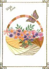 Teddy DeeCraft Iris Folding Card Pack