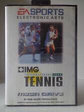 Mega Drive-img International Tour de tenis (PAL) (con embalaje original) 10821619