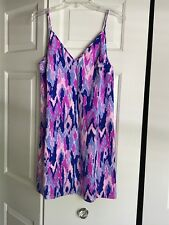 NWT Lily Pulitzer Leila Silk Dress in Size Small