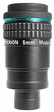 Oculaire Baader planetarium Hyperion 5mm F télescope, hyp5
