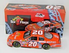 Tony Stewart #20 Home Depot Six Flags 45th Anniversary Fright Night 2006 1:24