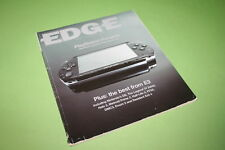 EDGE MAGAZINE-Issue 138-LUGLIO 2004 * PLAYSTATION PORTABLE PSP COVER *