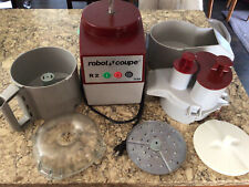 Robot Coupe R2 N Clr Food Processor 3 Qt Gray Bowl Continuous Feed Amp Disc