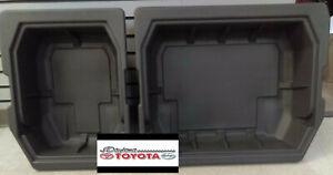 OEM Toyota Cargo Organizer  (PT924-08150-10) 2015-2018 SELECT Sienna GRAY COLOR