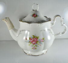 Royal Albert Tranquillity Teapot and Lid 6 Cup
