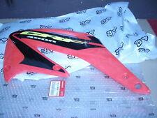 03 HONDA CRF 450R PE05 tapa radiador shroud radiator fairing OEM 19072MEB770ZA