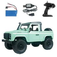 MN91 Toy KIT Model Car D91 For Control Remote Truck Jeep Defender HL6A