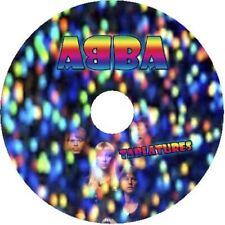 ABBA PIANO, BASS & GUITAR TAB CD TABLATURE GREATEST HITS BEST OF AUDIO MUSIC POP