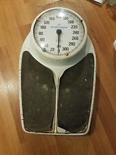 "Vintage Health O Meter Scale Model 150 ""Big Foot"" 325lb Capacity"