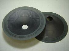 """Pr. 12"""" Paper Speaker Cones -- Recone Parts -- 1230"""