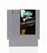 Final Fantasy II ( 2 )  - Nintendo NES Game English
