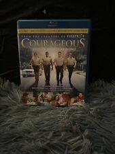 Courageous (Blu Ray + DVD Collector's Edition Combo)