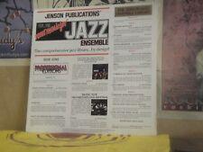 JENSON PUBLICATIONS VOL VII NEW MUSIC FOR JAZZ ENSEMBLE - LP JP-2900