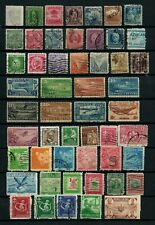 COLLECTION OF 1CUBA USED OLD STAMPS IN GOOD CONDITION INCLUDING AIRMAIL (LOT #2)